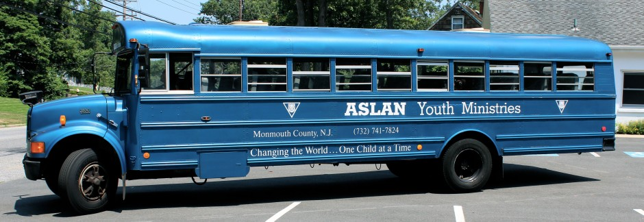 aslan bus for slide