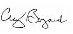 Craig Bogard Signature