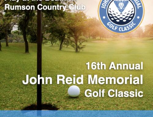 16TH ANNUAL JOHN REID MEMORIAL CLASSIC