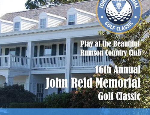 Volunteers needed for the John Reid Golf Classic